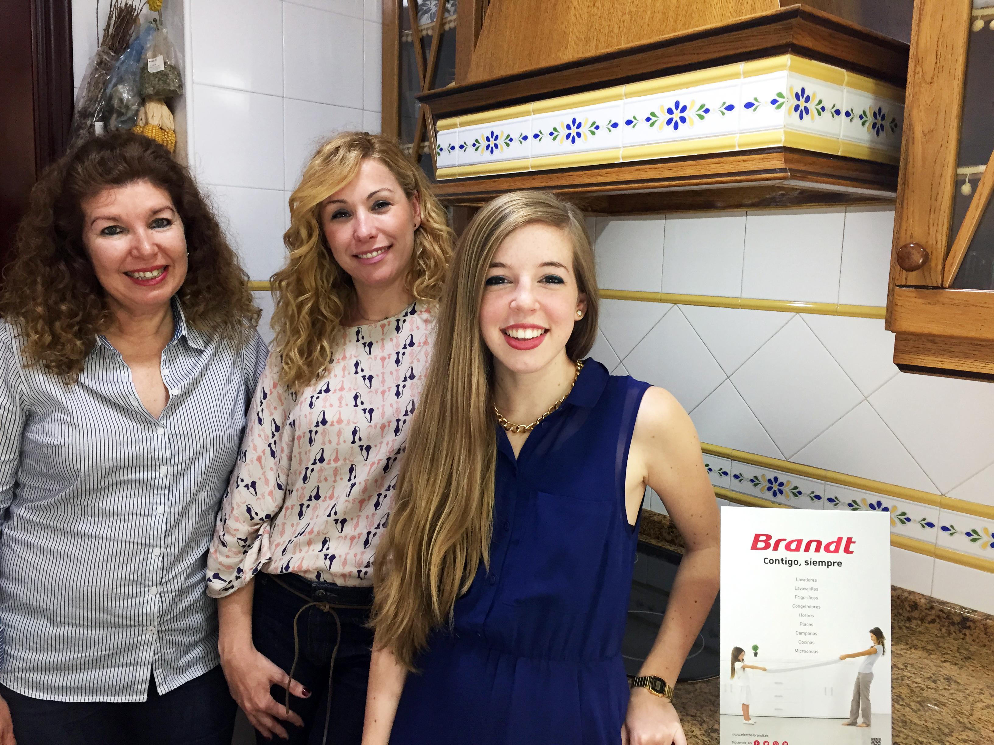 Brandt con los cocineros en las rrss electrodom sticos brandt - Cocina para todos ...