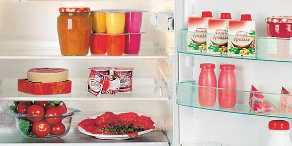 WikiBrandt. Guía de conservación de alimentos en el frigorífico