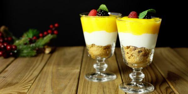 Receta Exprés Brandt: Cremoso de yogur y mango