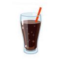 Icono refresco cola