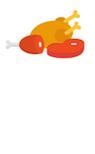 Icono pollo
