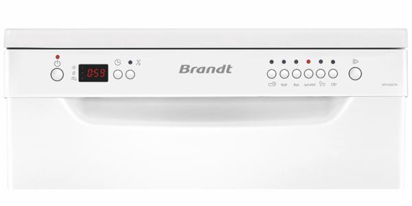 Frontal lavavajillas BR DFH12227W
