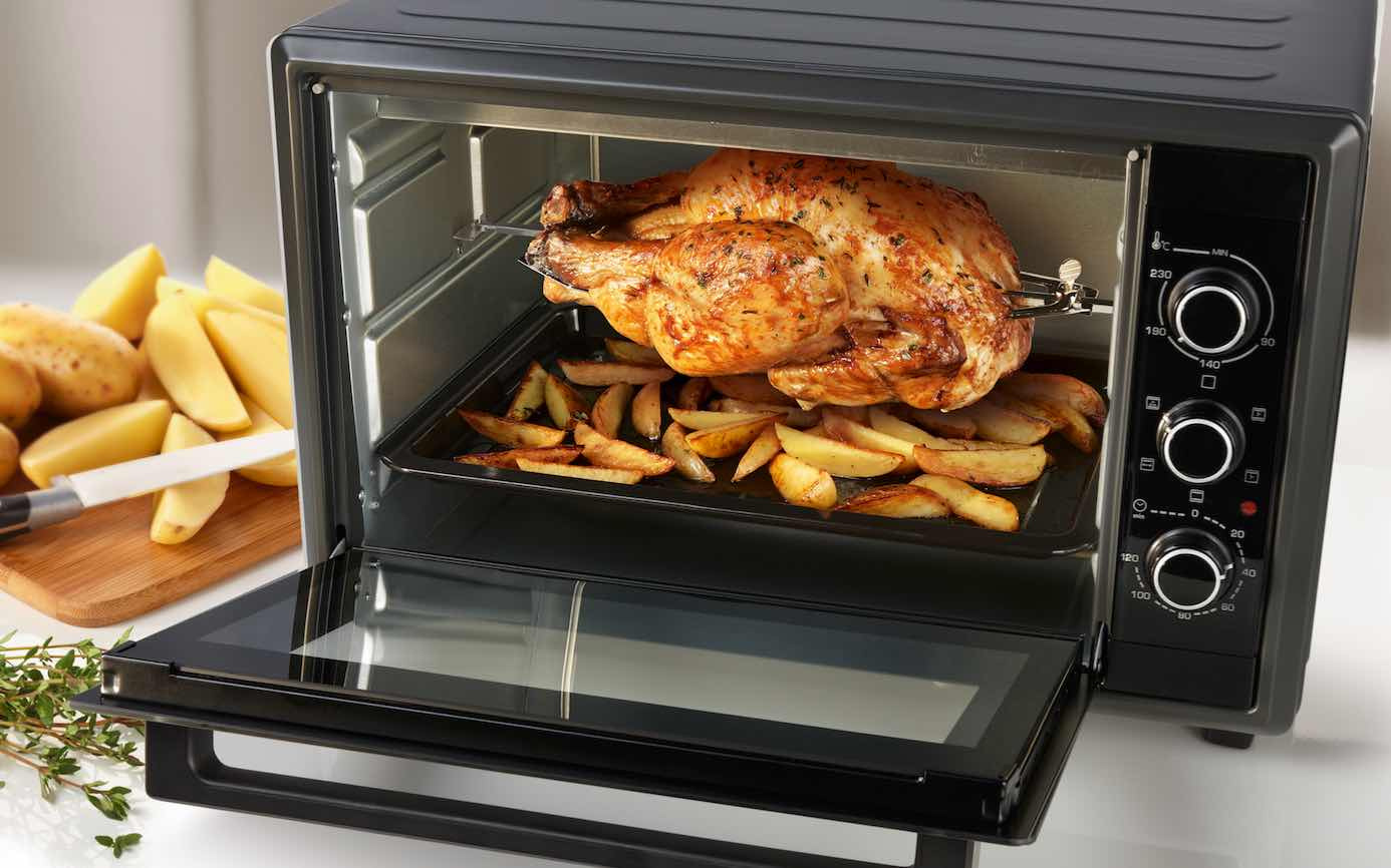 WikiBrandt: Trucos para cocinar en horno