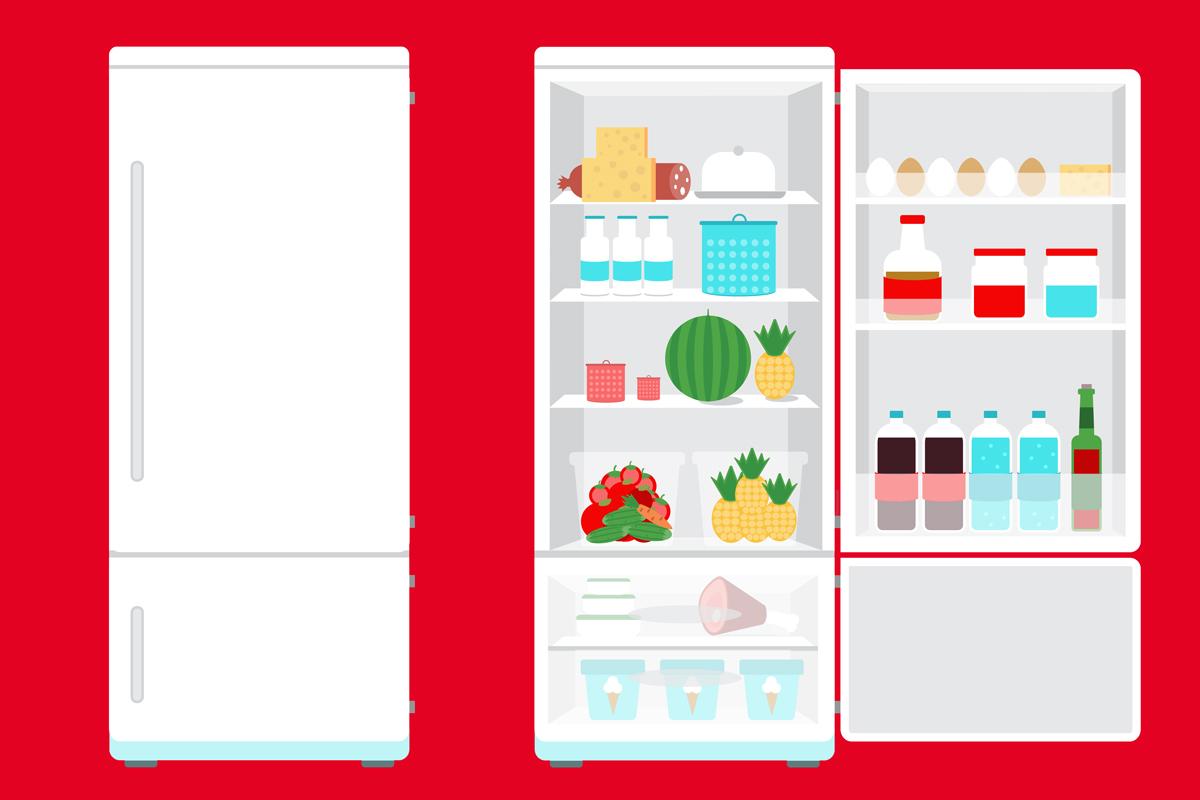 WikiBrandt: Cómo preparar un buen fondo de frigorífico