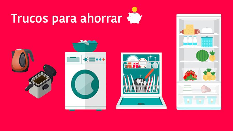 WikiBrandt: Cómo ahorrar en los principales electrodomésticos