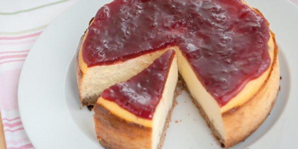 Receta Exprés Brandt: New York cheesecake