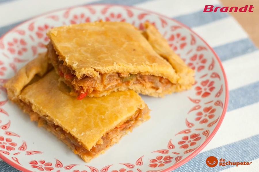 Receta Exprés Brandt: Empanada de bonito