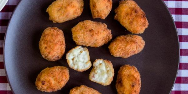 Receta Exprés Brandt. Croquetas sin gluten ni lactosa