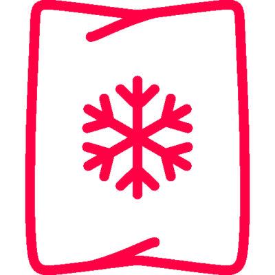 Icono alimento congelado