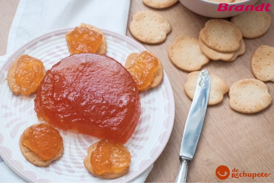 Receta Exprés Brandt: Dulce de manzanas