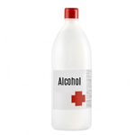 Bote de alcohol