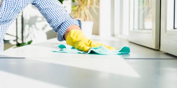 WikiBrandt: Trucos para limpiar y desinfectar la casa