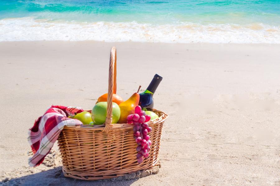 WikiBrandt: Ideas para un picnic en la playa