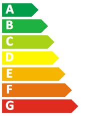 Nueva clasificación de eficiencia energética de la A a la G